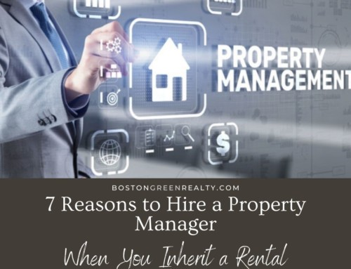 7 Reasons to Hire a Property Manager When You Inherit a Rental Home