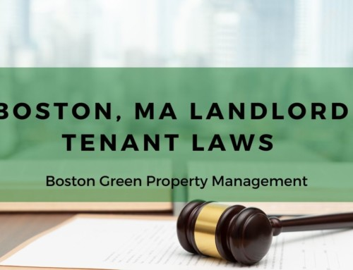 Massachusetts Rental Laws – an Overview of Landlord-Tenant Laws in Boston